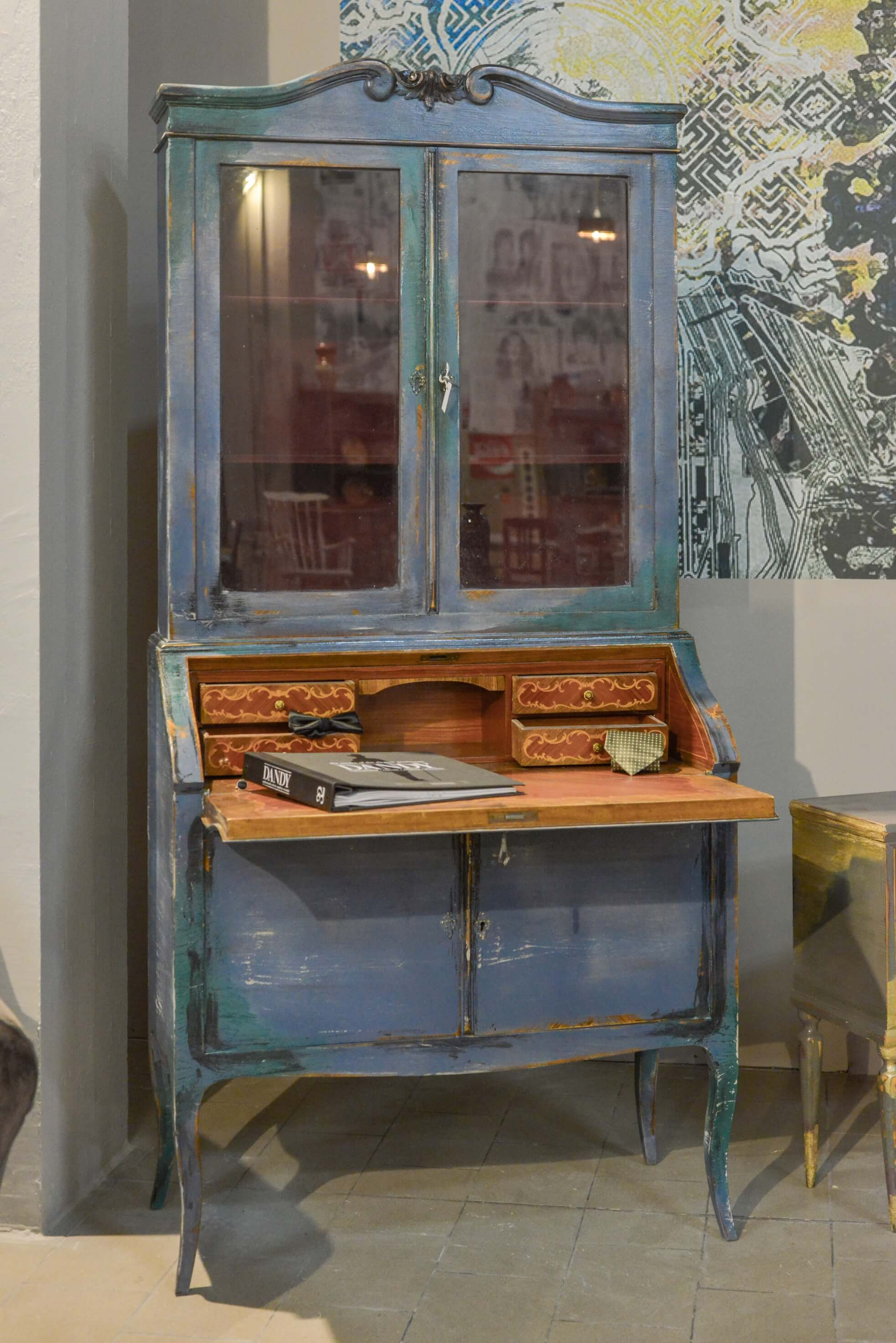 UP Italian upcycled furniture, arredamento vintage Civitanova Marche