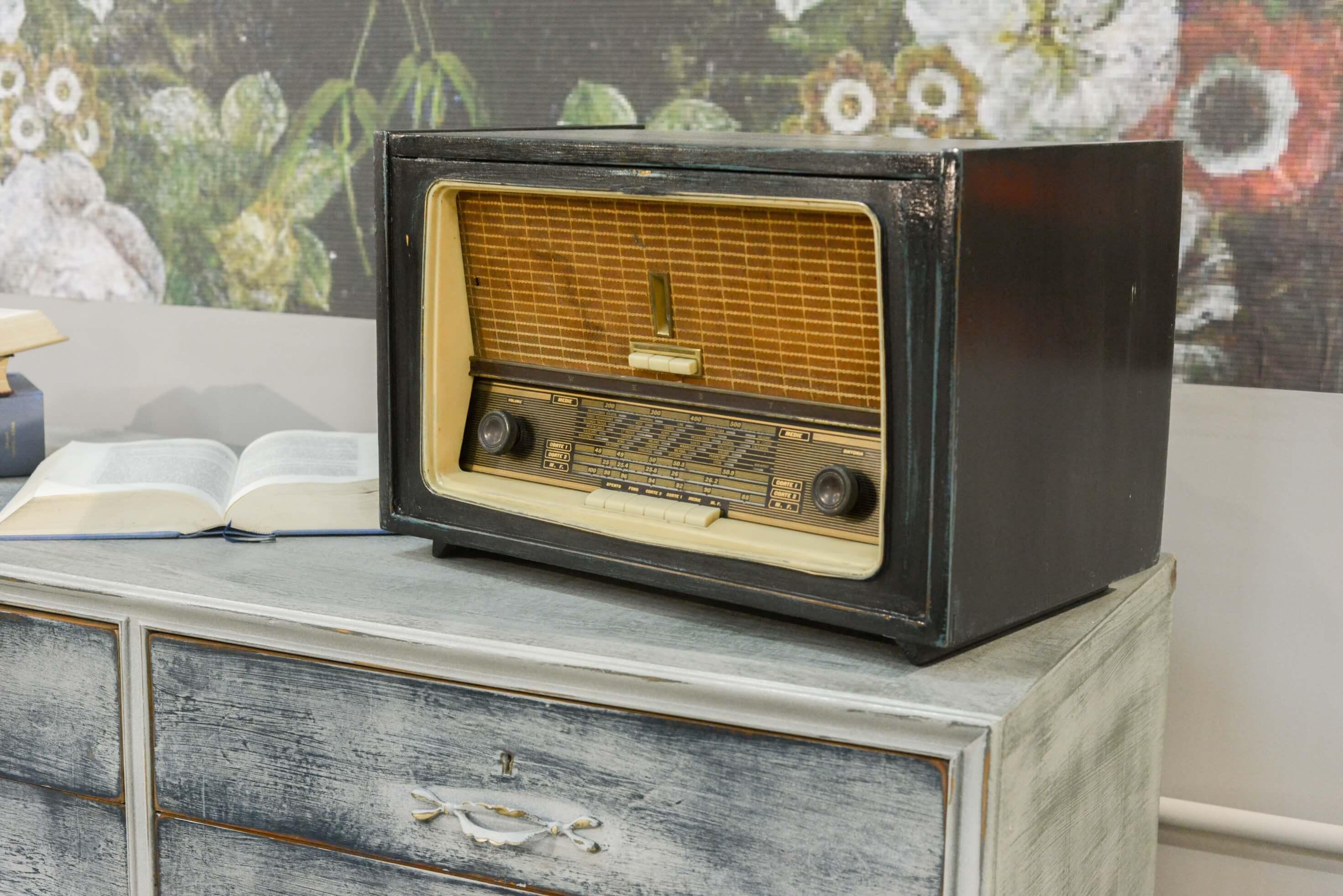 Radio vintage anni 60